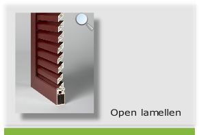 open-lamellen